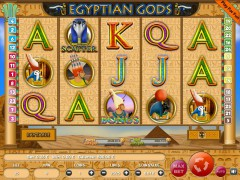 Egyptian Gods - Wirex Games