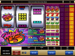 High Five - Microgaming