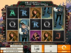 The Three Musketeers - Quickspin