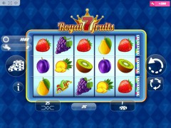 Royal7Fruits - MrSlotty
